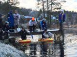 Konkurranse: gummibåt race