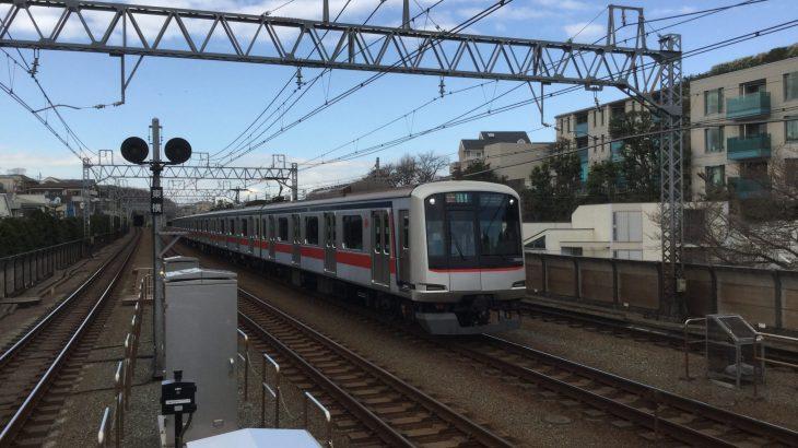 【動く鉄道博物館?】東急の東横線、目黒線並走区間が面白い(その2)