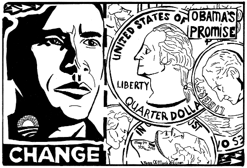 maze of obama change