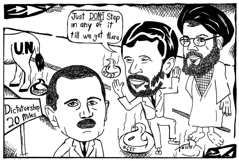 editorial maze road to dictatorship