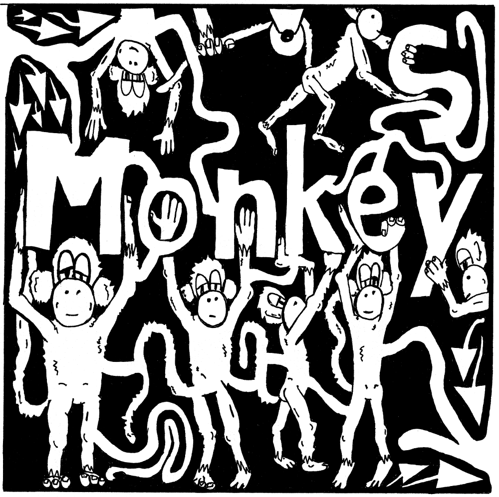 Yonatan Frimer M is for Maze of Monkeys
