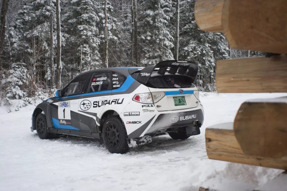 Driving Subaru\'s WRX STI Rally Car Will Melt Every Part Of Your ...