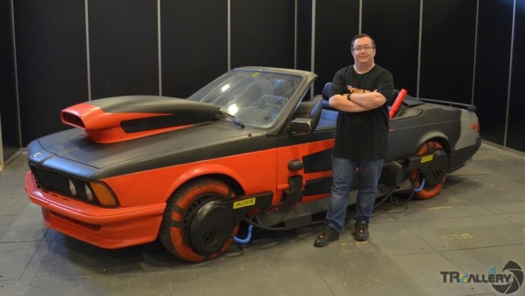 Griffs BMW