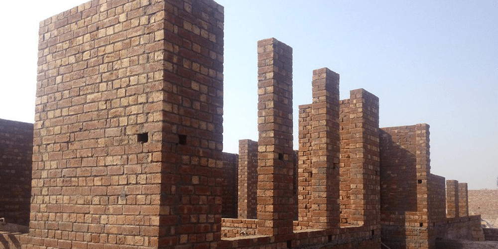 good brick work