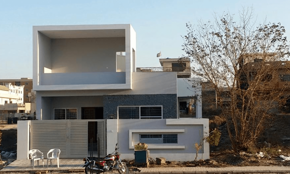 Front Elevation Of Houses In Lahore : House designs in pakistan