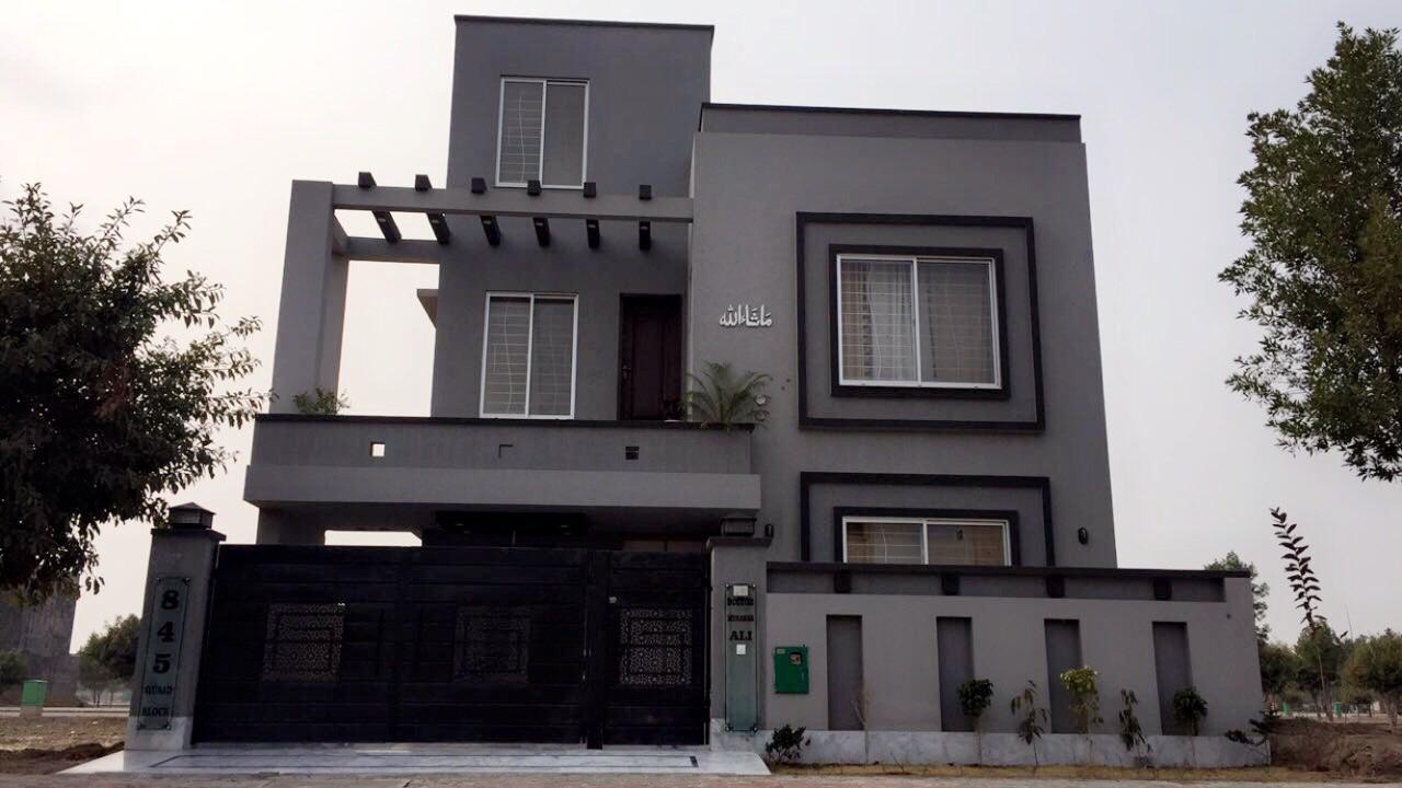 10 marla quaid block