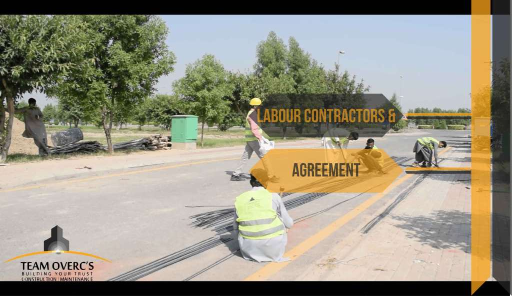 Labour Contractors Agreement And Selection Criteria