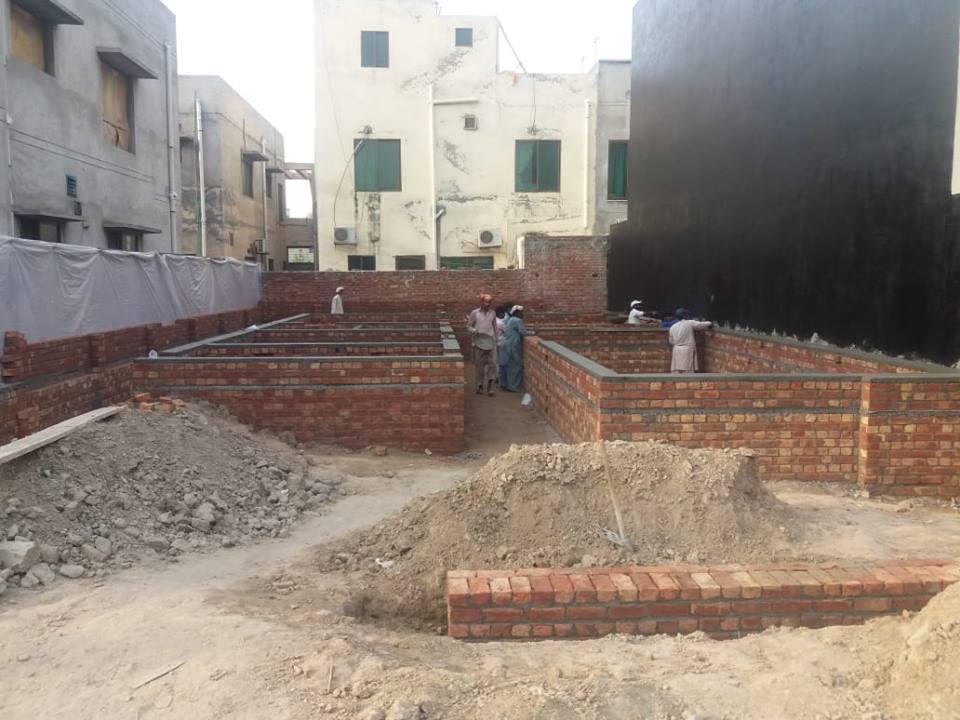 tarig garden foundations