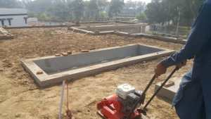Water proofing & heat proofing system for roofs