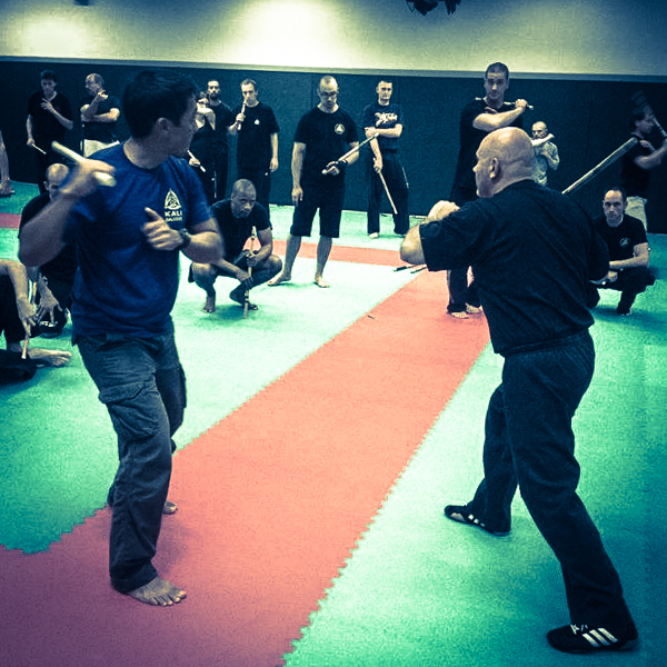 Pekiti Tirsia Kali, Pekiti Tirsia Tactical Association, combatives, tactics, Team Pekiti