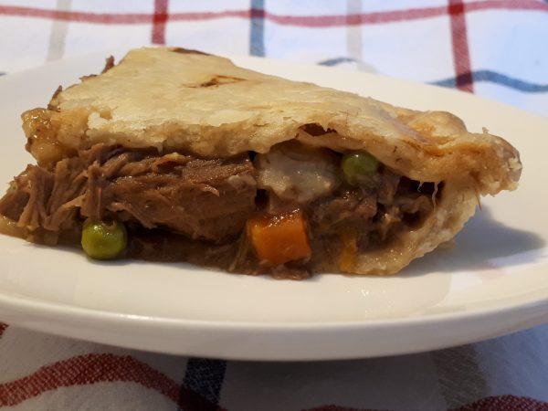 Beef Brisket Pie