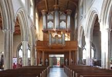 St Giles, Pipe-Organ