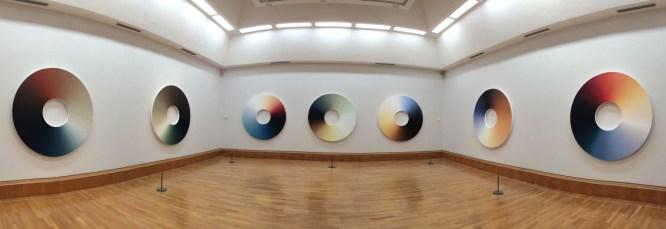 Olafur Eilasson b.1967. Colour Experiments