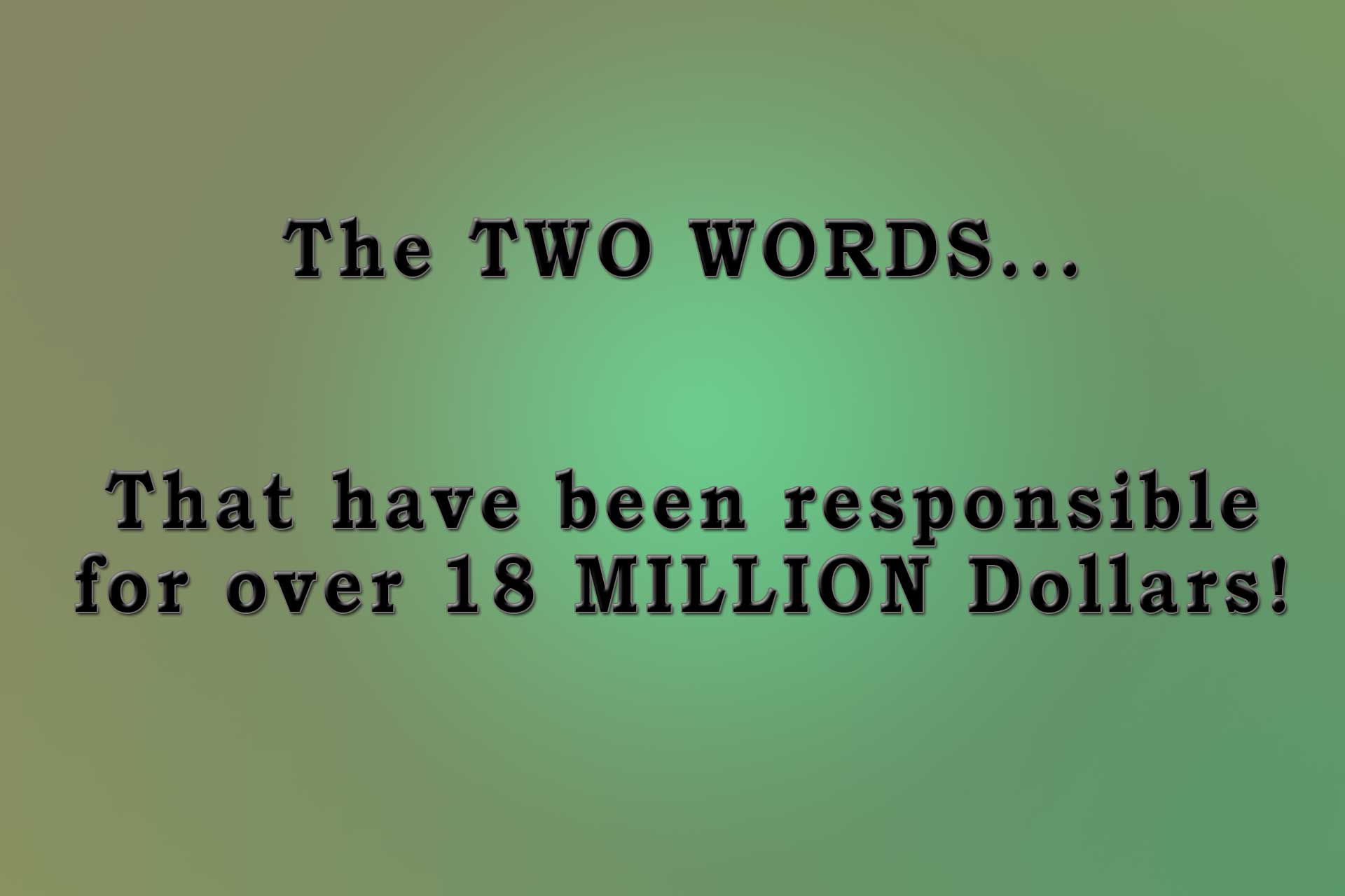 The-Two-Words