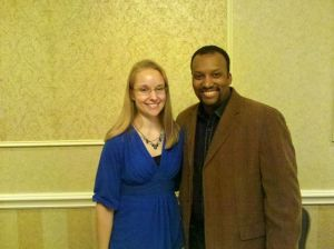 jerry clark and Alecia Stringer