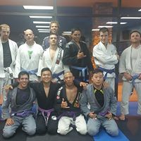 Awesome Guys at Portela BJJ, day 1