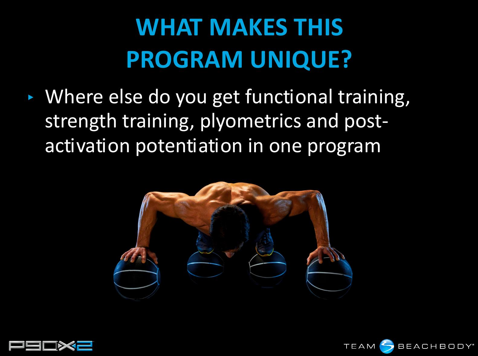 P90x2 Order Details And Information