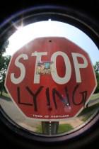Stop Lying!