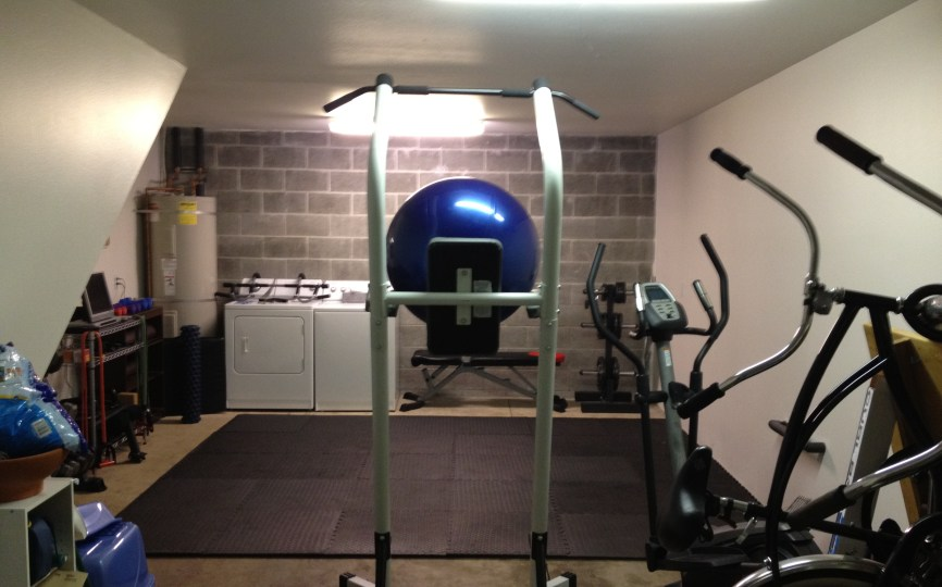 P90x home gym archives teamripped