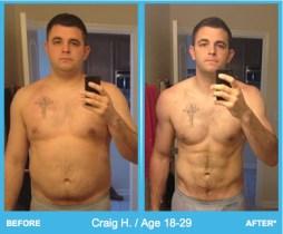 From the HOF Vault: Craig – BB Challenge Winner!