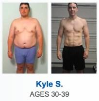 Kyle's Amazing Change