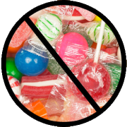 no-candy-sweet diet temptations
