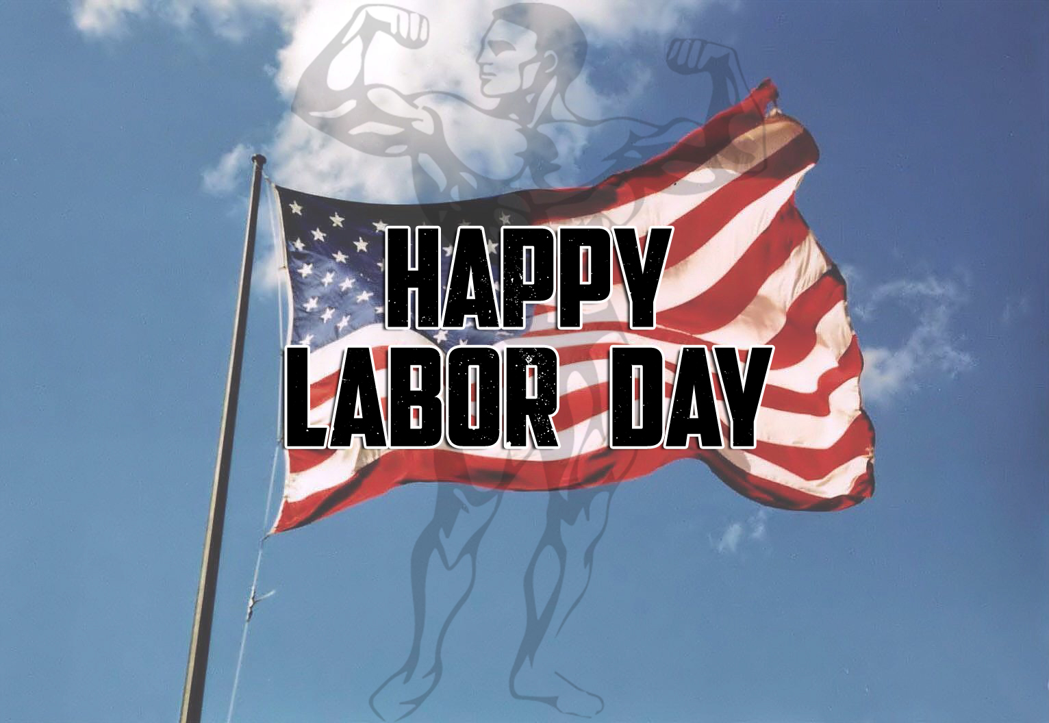 Happy Labor Day Teamripped