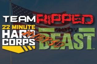22 Minute Hard Corps / Body Beast Hybrid