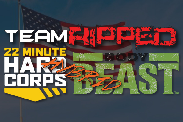 22 minute hard corps cover photo logo