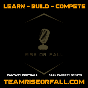 rise or fall fantasy football dfs daily fantasy sports nba dfs lineup building