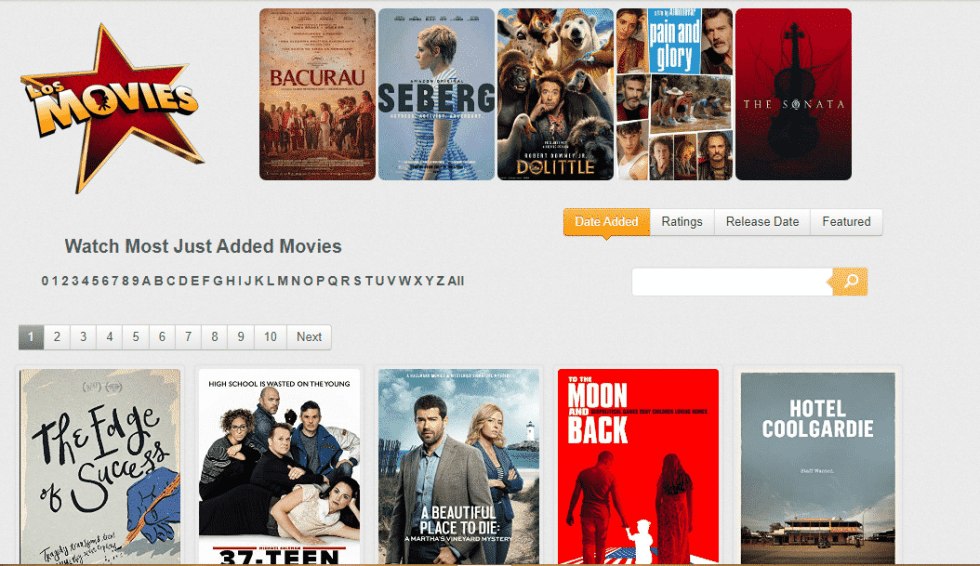 Los Movies Watch Online Movies Free