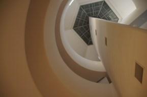 ... aber immerhin die Treppe haben wir gesehen