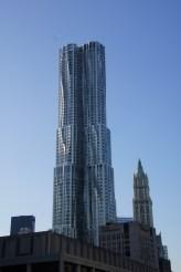 Beekman Tower, das höchste Wohngebäude in NY