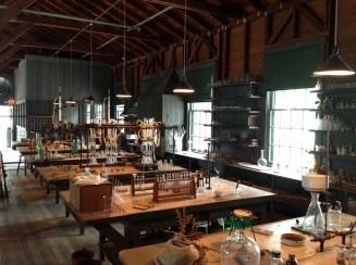 Edisons Labor - die chemische Seite