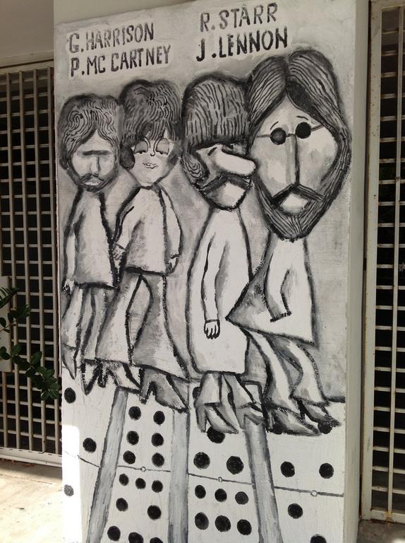 Wandbild in Little Havanna