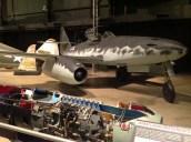 Messerschmitt ME 282, der erste Flugtaugliche Kampfjet der Welt