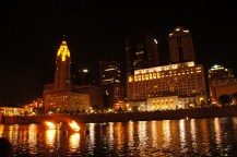 Waterfire Columbus