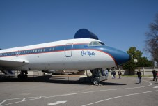 Elvis' Flugzeug
