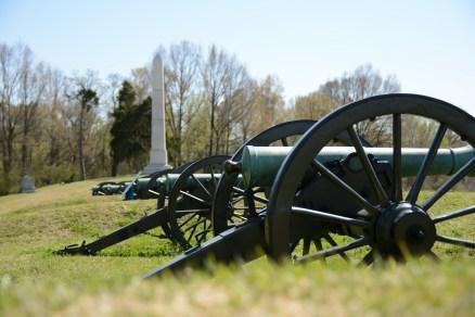 Route 61 - Blues Trail und Vicksburg National Military Park