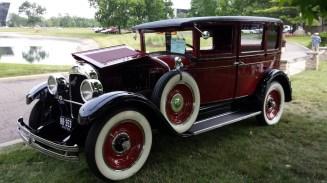 Hupmobile, 1928