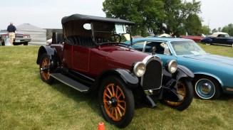 Oldsmobile Model 37, 1917