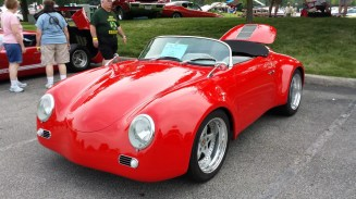 Porsche 356 Speedster, 1957