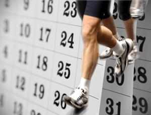 running-calendar