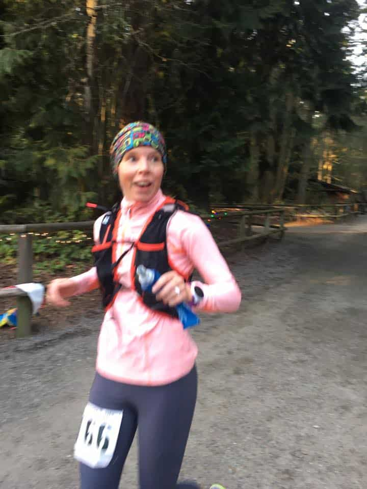 julie urbanski bridle trails 50k