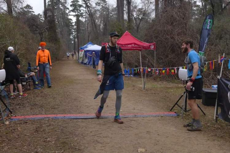 Rocky Raccoon 100 race report