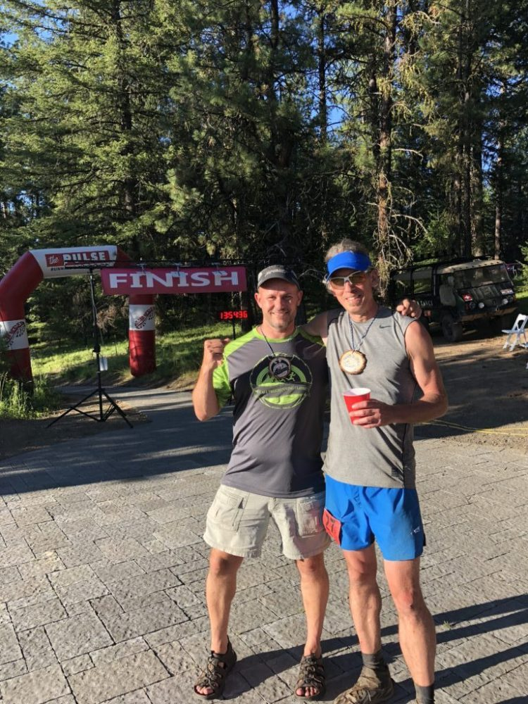 mccall classic trail run race report