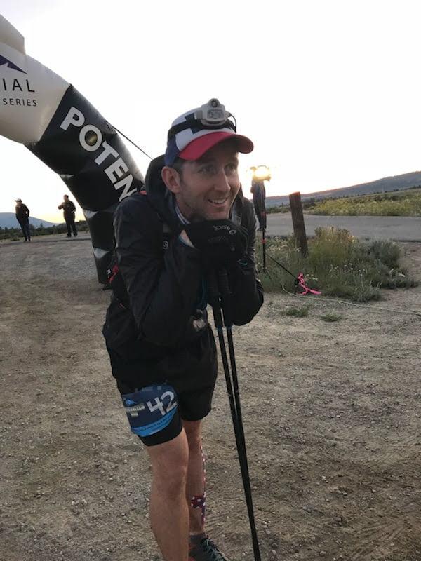 silveheels 100 race report
