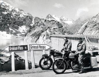 1951 Trip Grimsel 1200