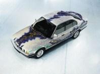 BMW 535i Art Car by Matazo Kayama