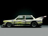 1977 BMW 320i Group 5 Raceversion Art Car by Roy Lichtenstein